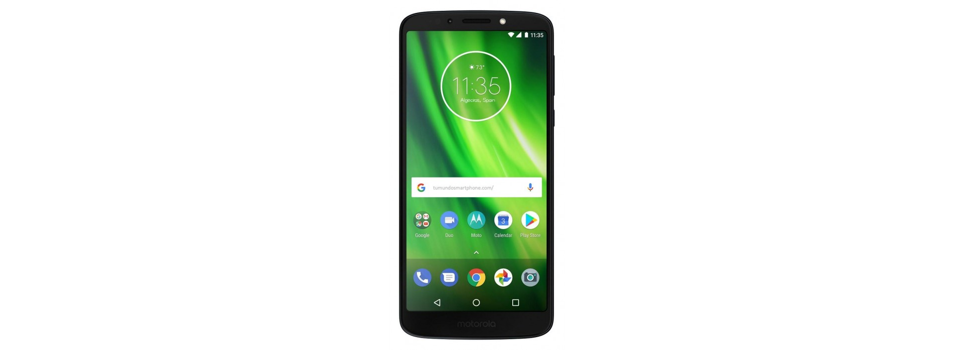 Fundas PERSONALIZADAS Motorola Moto G6 Play, Envío Gratis en TMS