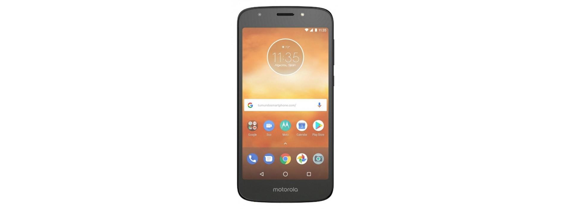 Fundas para Motorola Moto E5