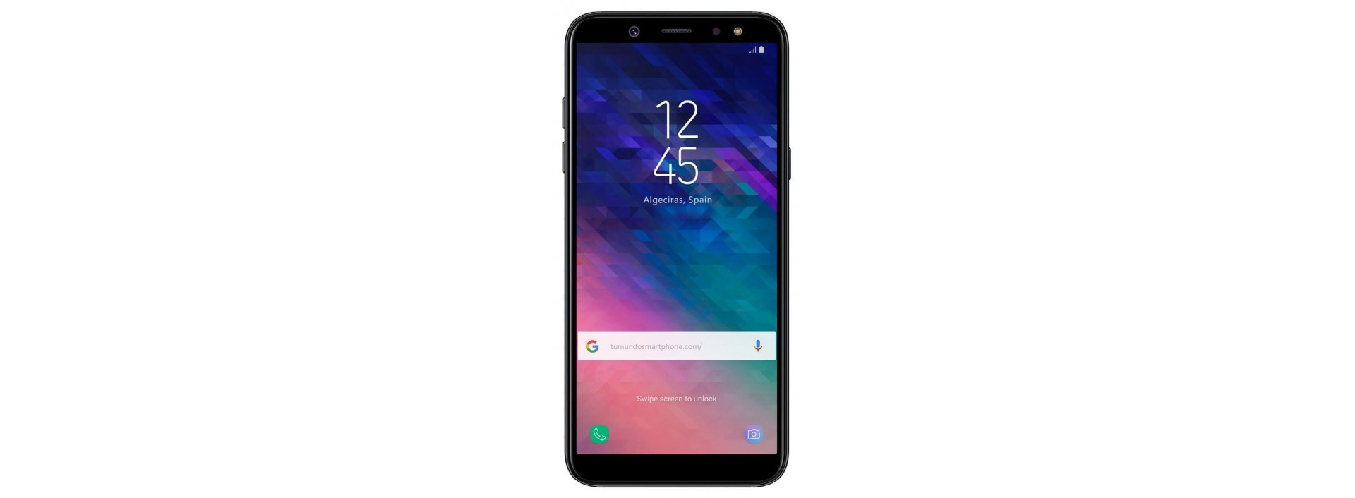 Funda para Galaxy A6 Plus (2018)