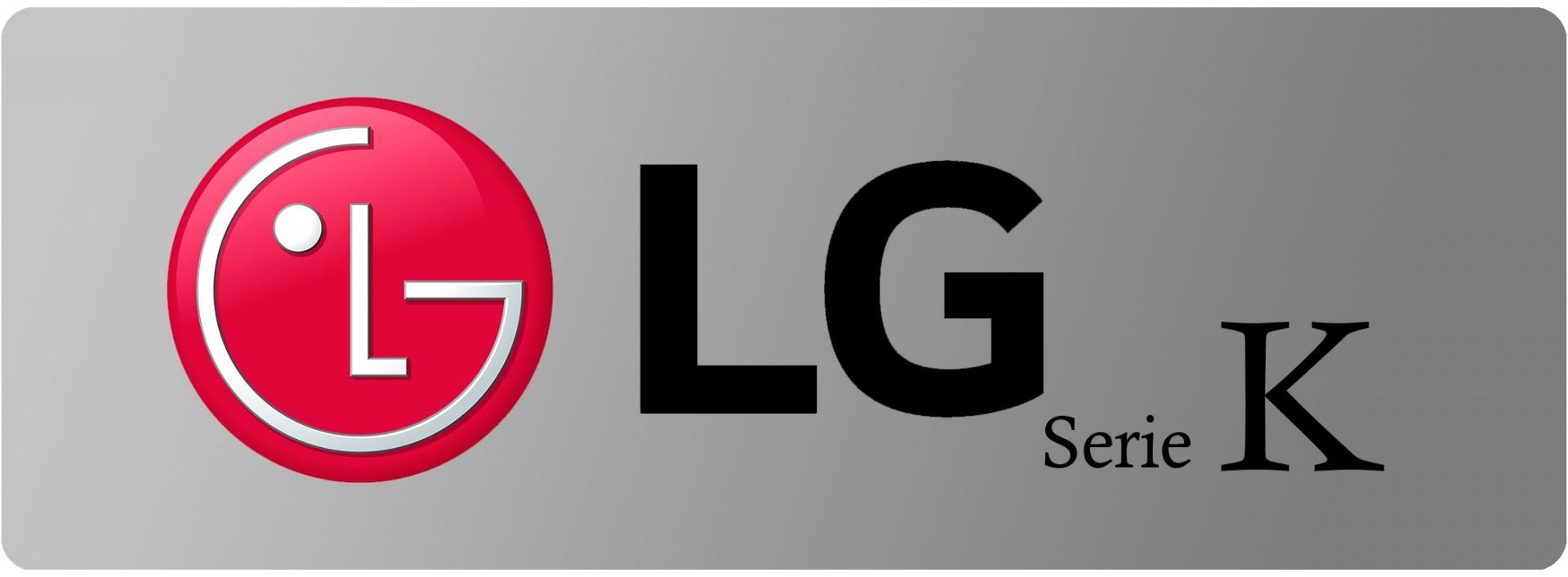 Fundas para LG Serie K
