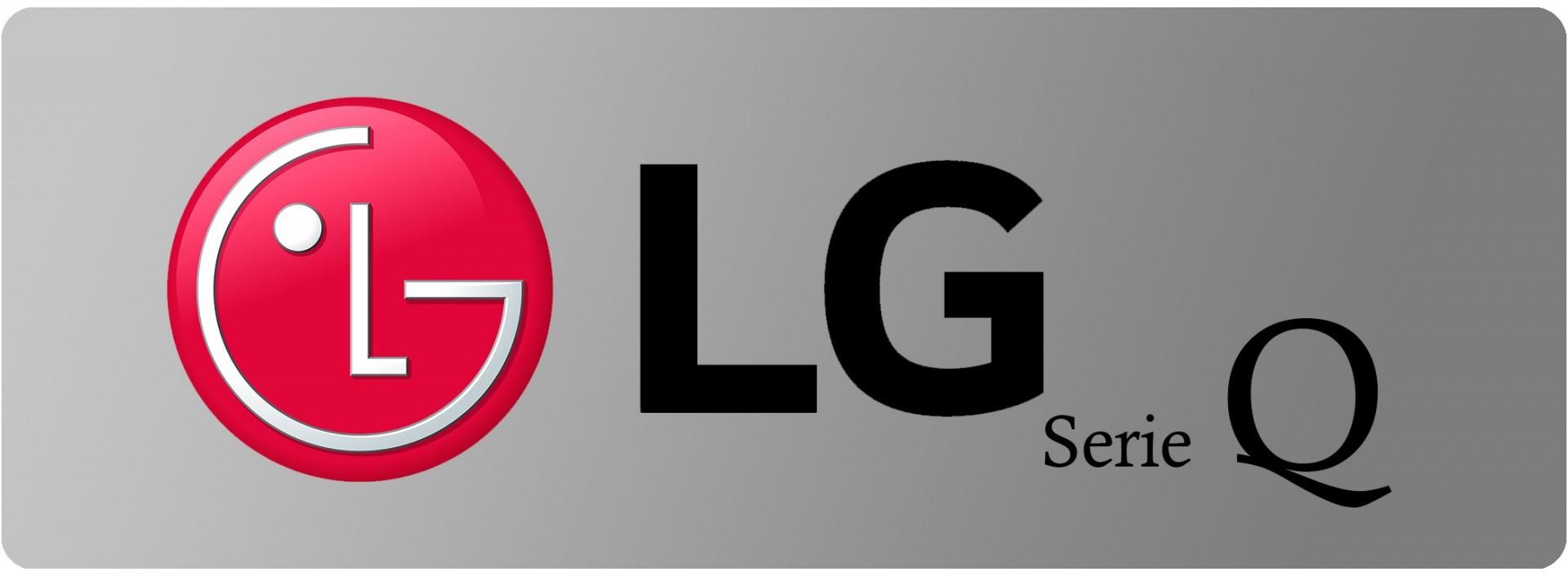 Fundas para LG Serie Q