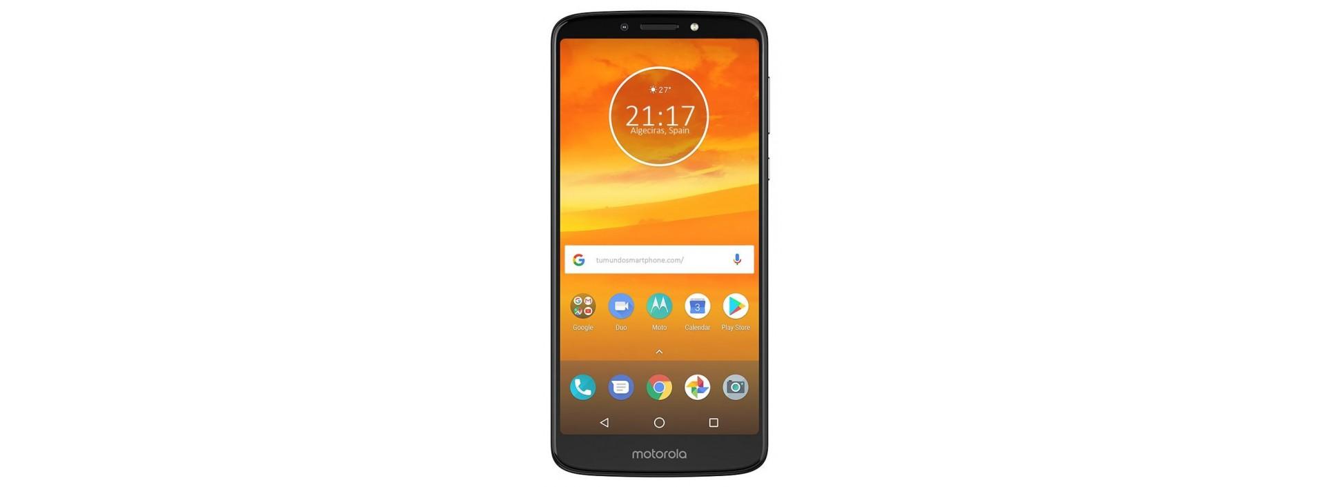 Fundas para Motorola Moto E5 Plus