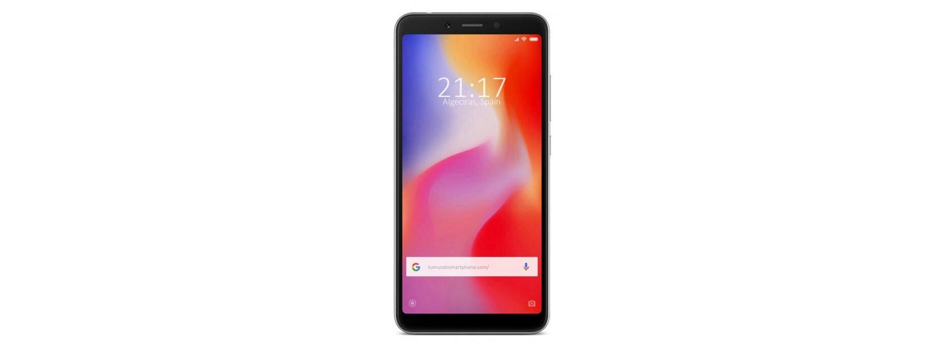 Fundas para Xiaomi Redmi 6