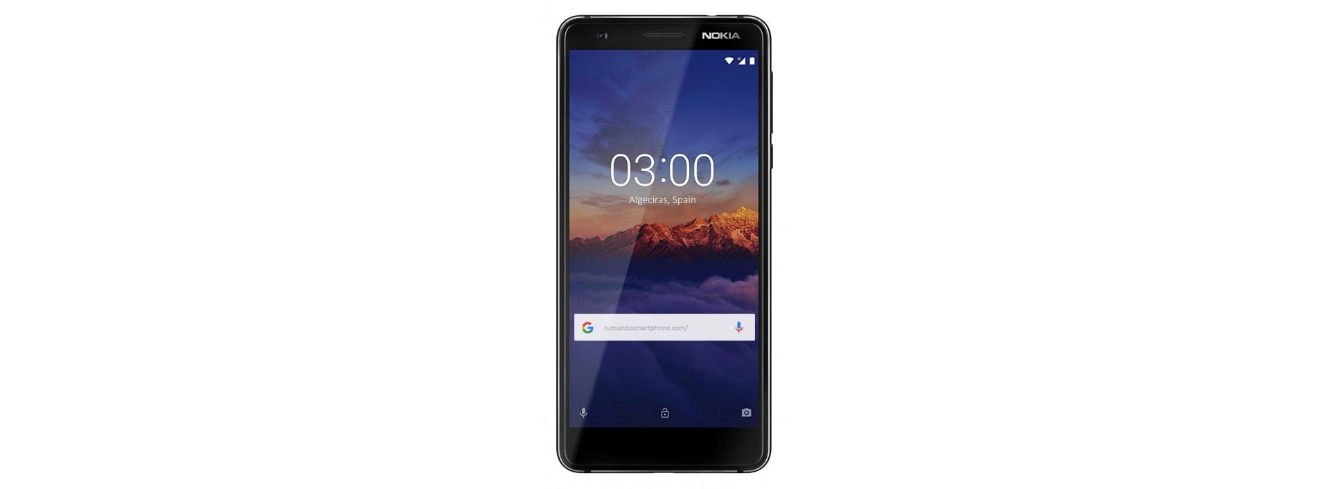 Fundas para Nokia 3.1 (2018)