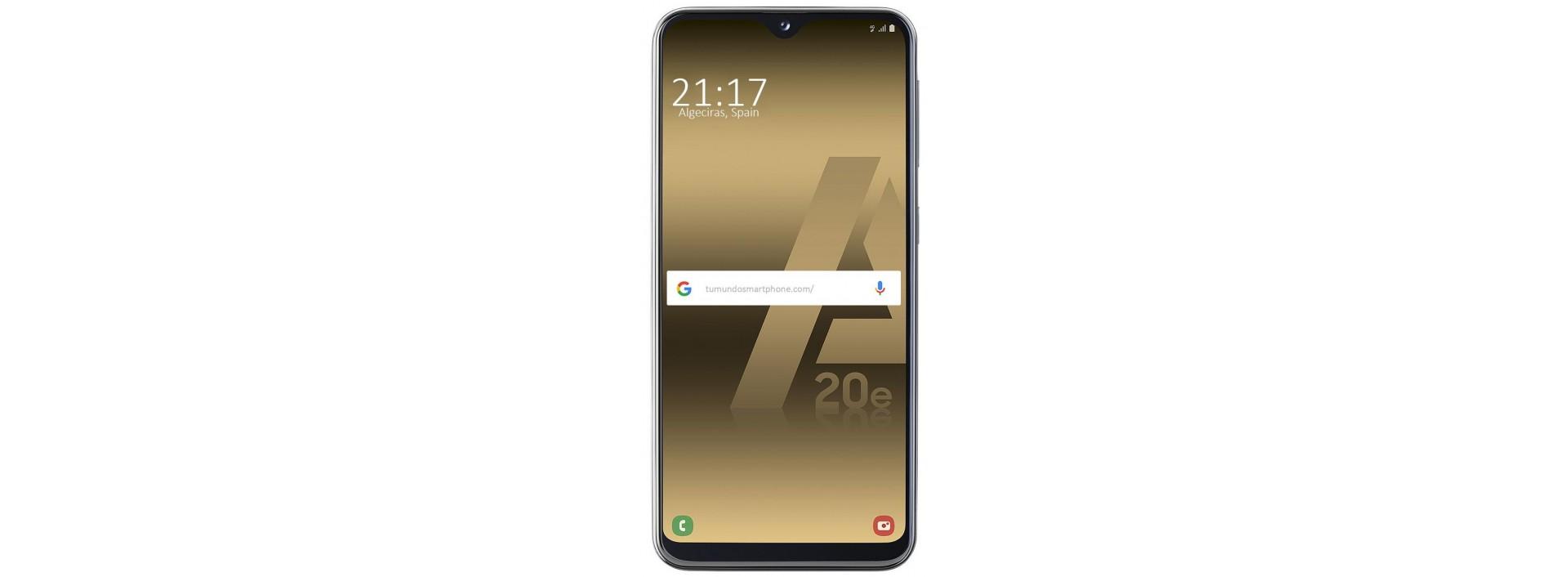 """Fundas PERSONALIZADAS Samsung Galaxy A20e 5.8"""",  Envío Gratis en TMS"""