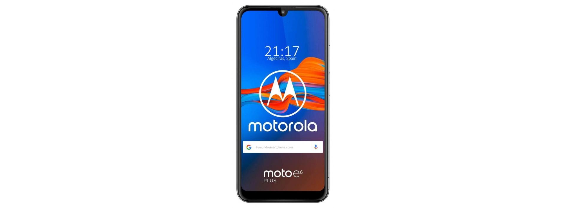 Fundas para Motorola Moto E6 Plus