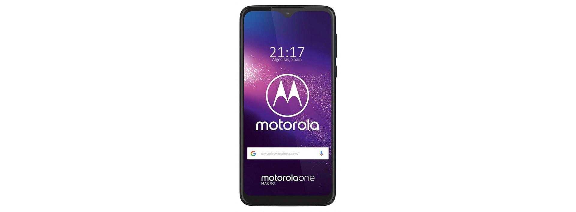 Fundas PERSONALIZADAS para Motorola One Macro , el mejor precio y calidad