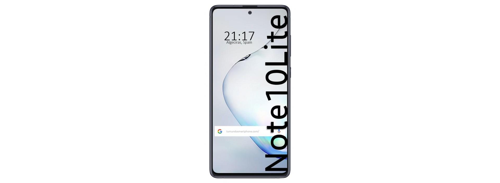 Samsung Galaxy Note 10 Lite Fundas PERSONALIZADAS, el mejor precio y calidad