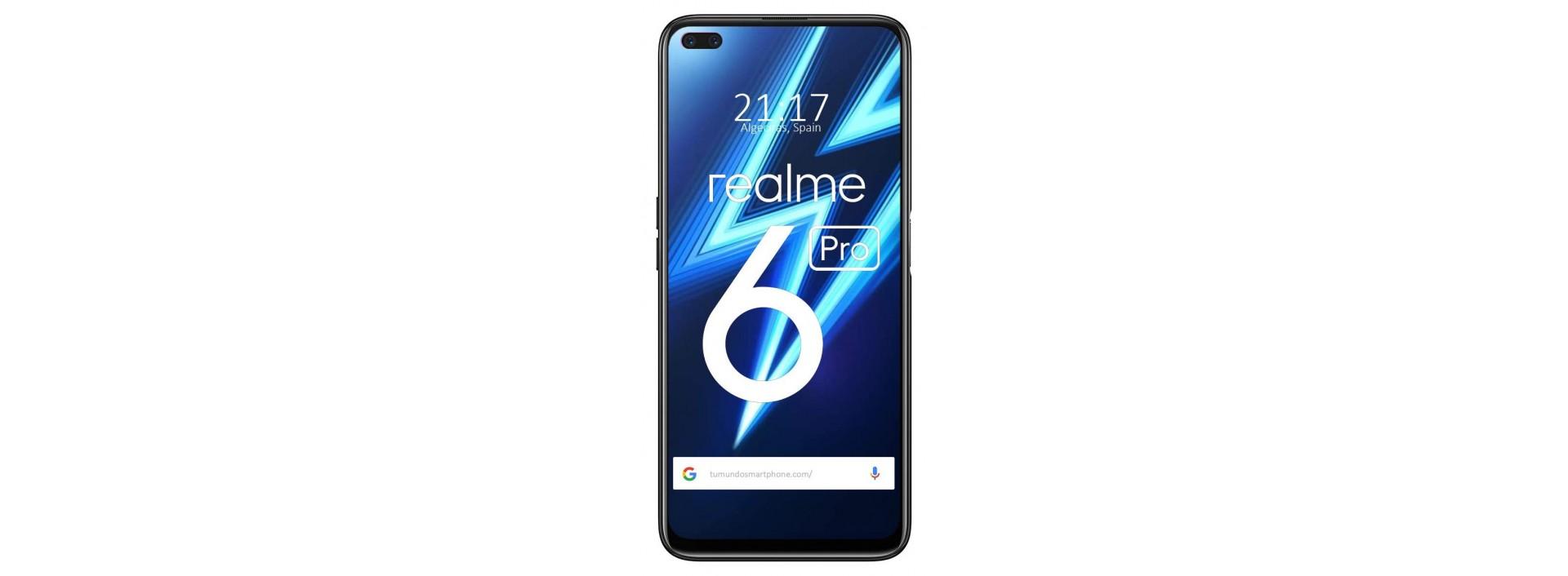 Fundas para Realme 6 Pro