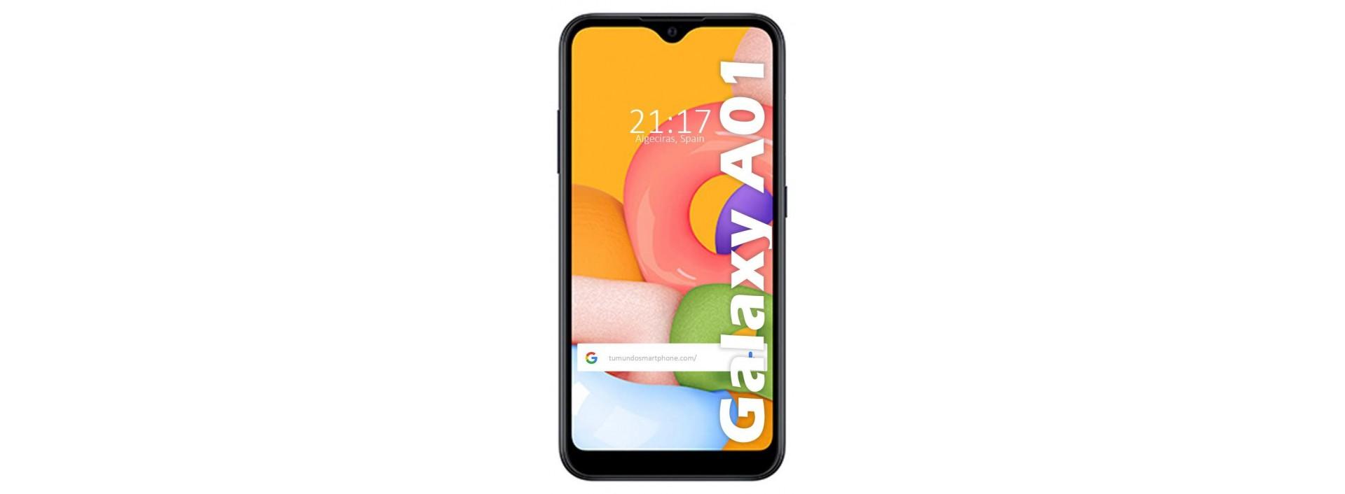 Samsung Galaxy A01 Fundas PERSONALIZADAS, el mejor precio y calidad