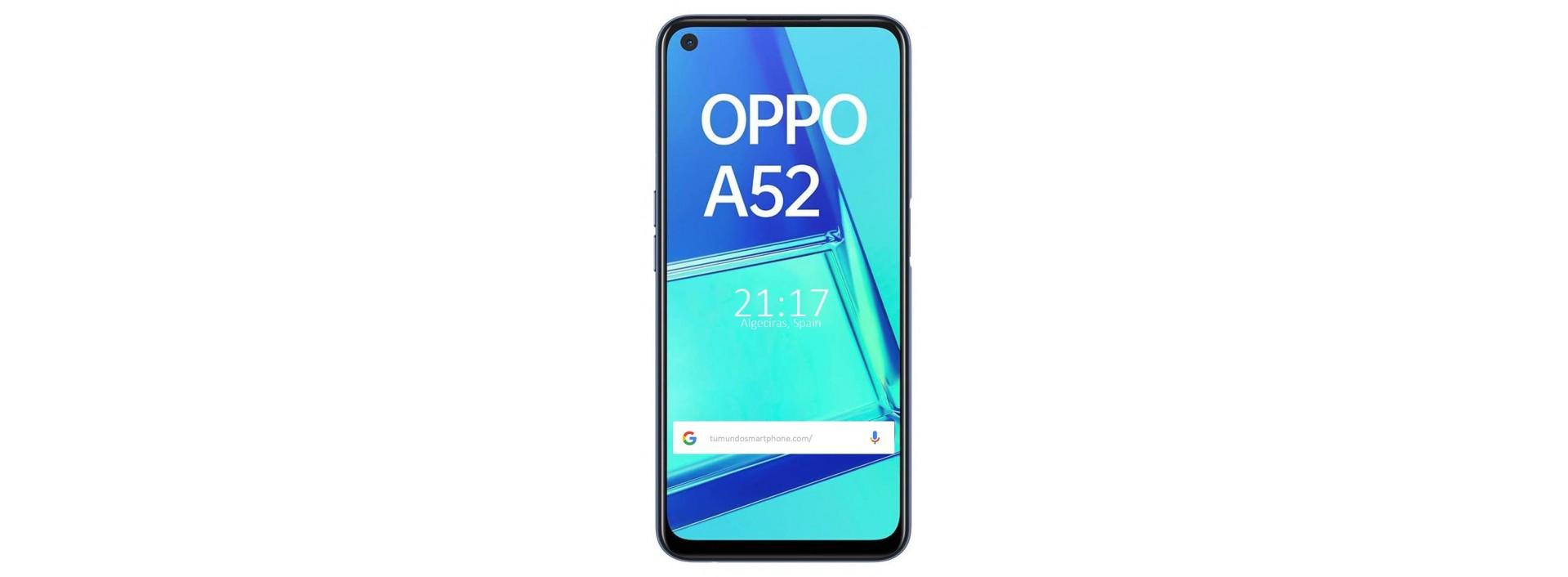 Fundas para Oppo A52