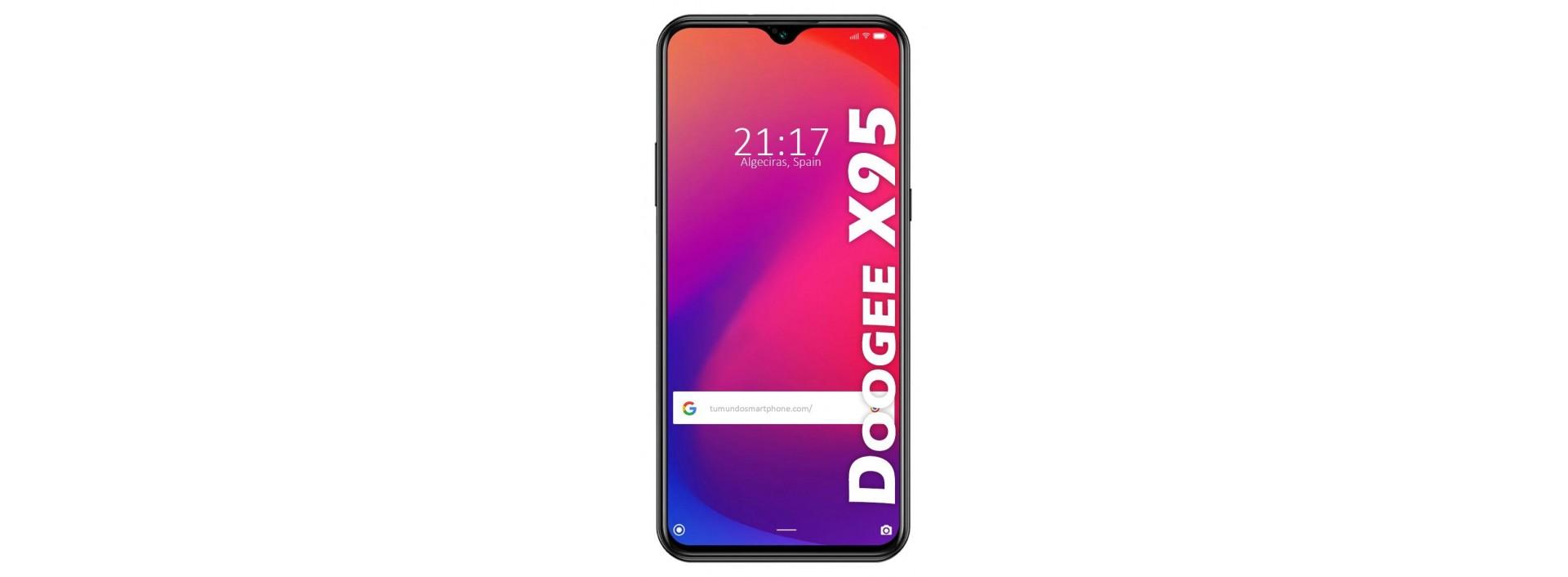 Doogee X95 Fundas PERSONALIZADAS, el mejor precio y calidad