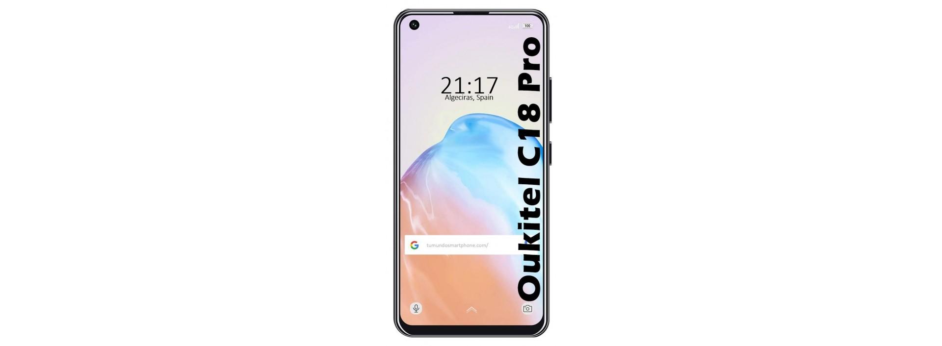 Fundas para Oukitel C18 Pro