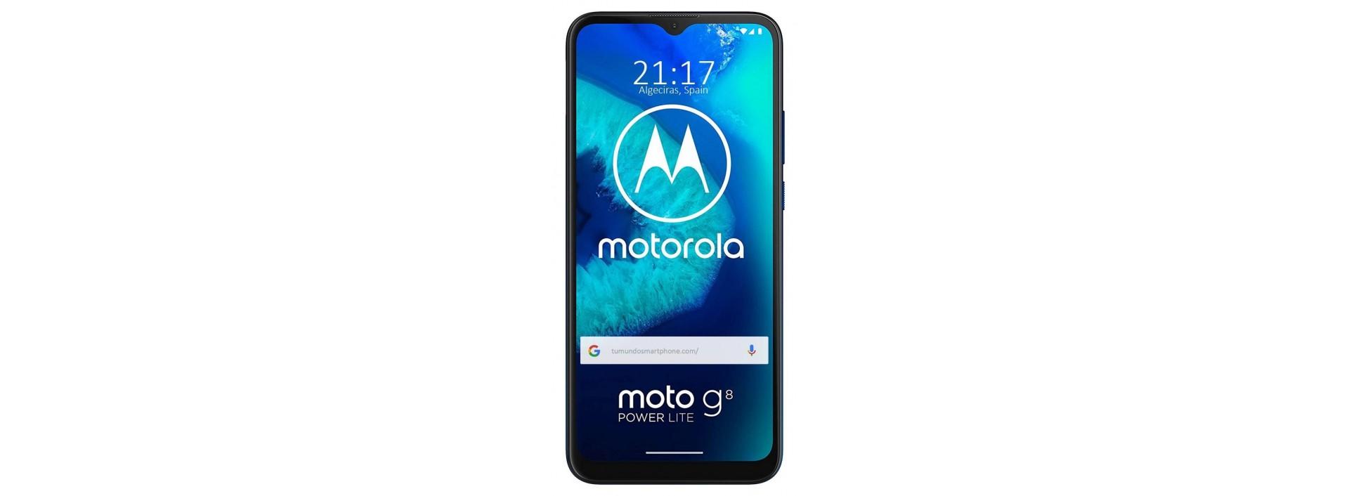 Fundas para Motorola Moto G8 Power Lite