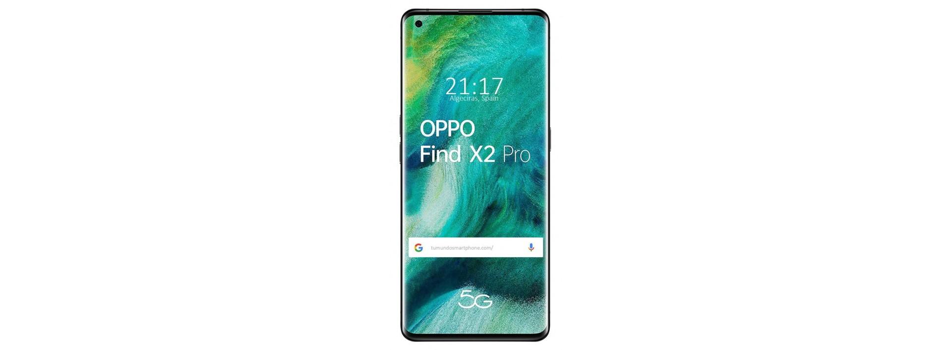 Fundas para Oppo Find X2 Pro