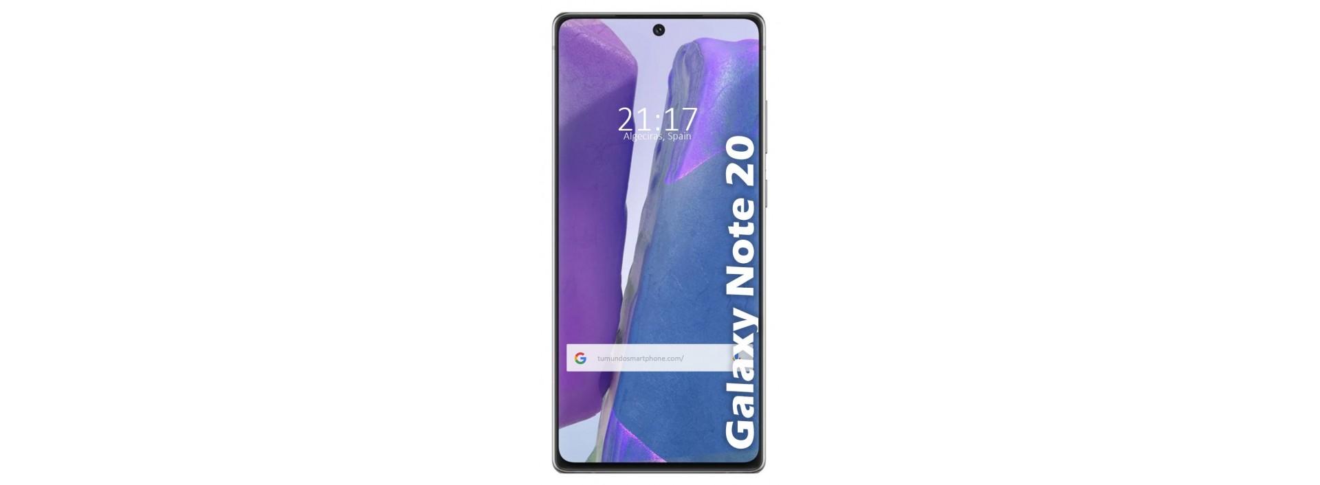 Fundas para Samsung Galaxy Note 20