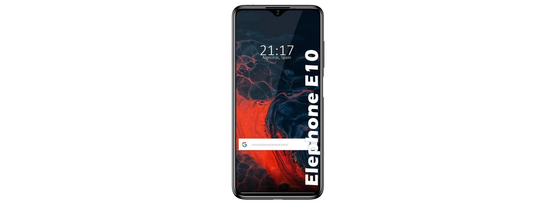 Elephone E10 / E10 Pro Fundas PERSONALIZADAS, el mejor precio y calidad