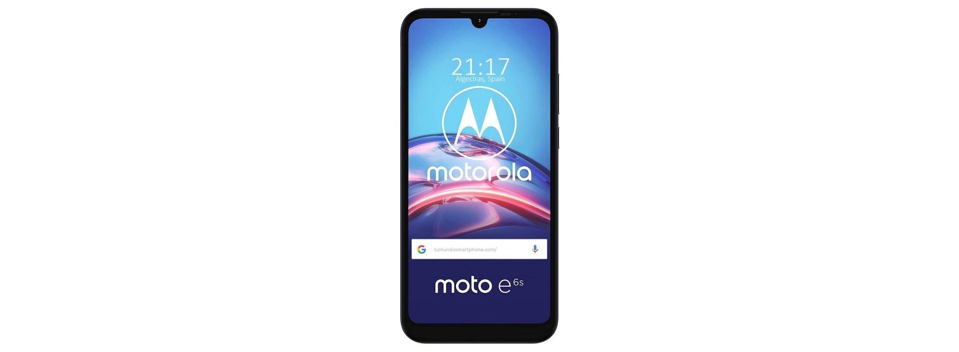 Fundas para Motorola Moto e6s