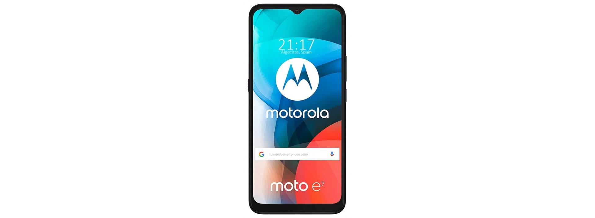 Motorola Moto E7 Fundas PERSONALIZADAS, el mejor precio y calidad