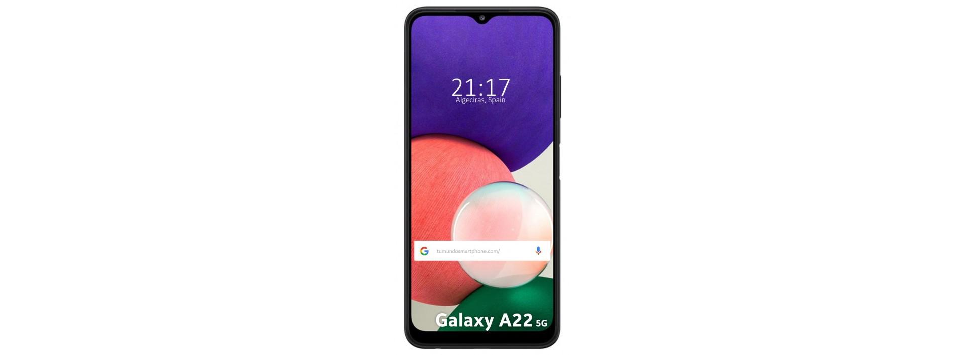 Samsung Galaxy A22 5G Fundas PERSONALIZADAS, el mejor precio y calidad