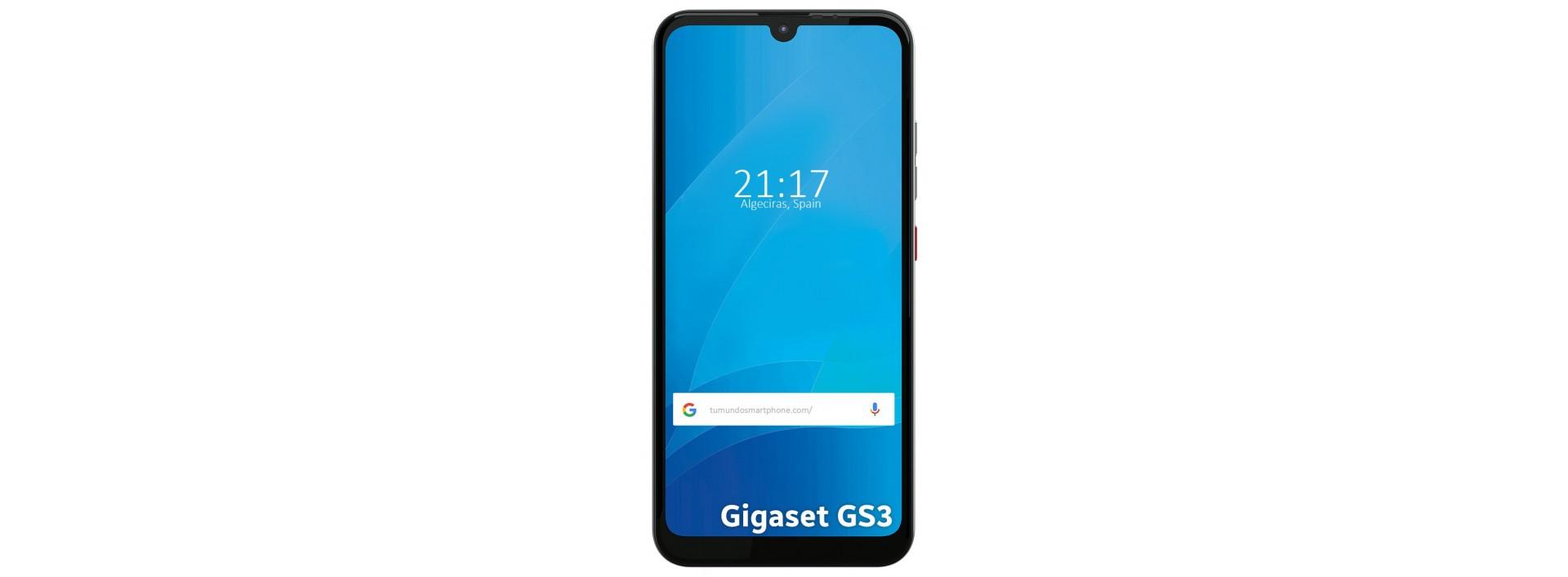 Gigaset GS3 Fundas PERSONALIZADAS, el mejor precio y calidad
