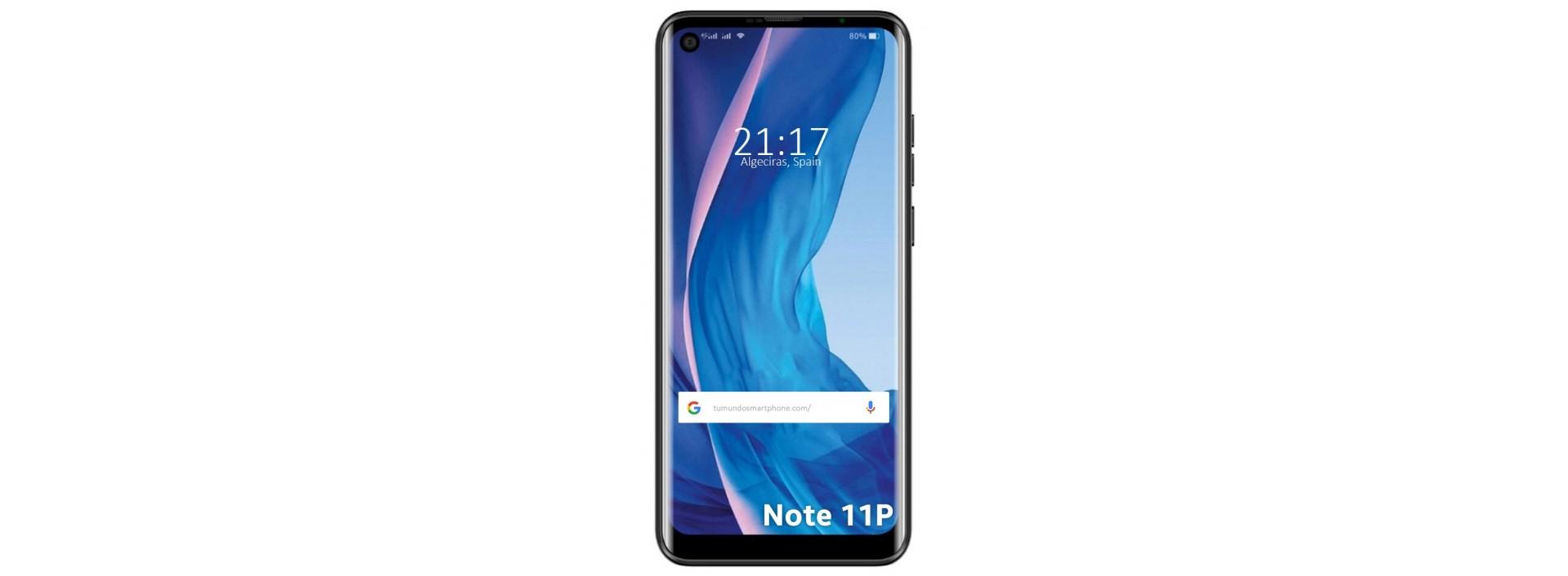 Fundas para Ulefone Note 11P