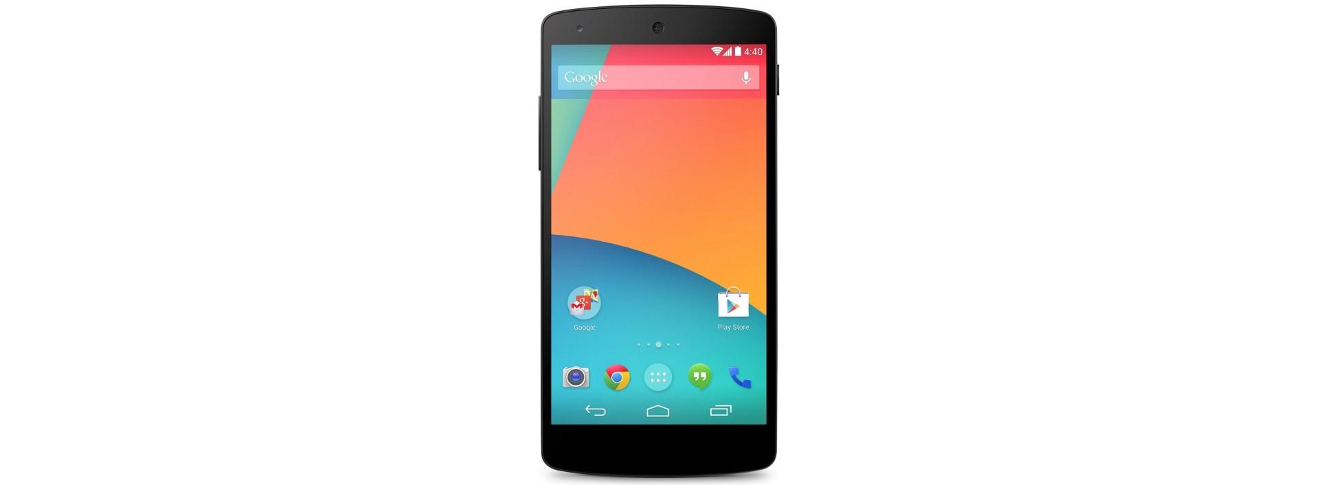 Fundas para Google Nexus 5