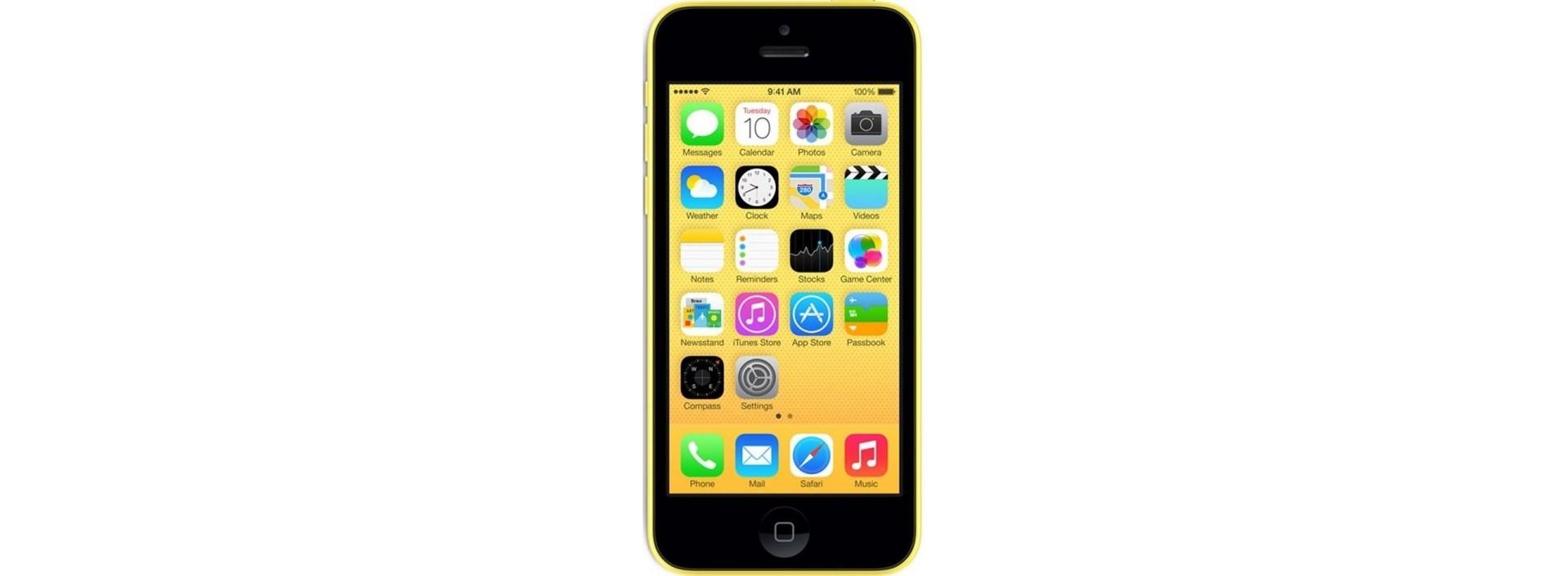 Fundas para iPhone 5C