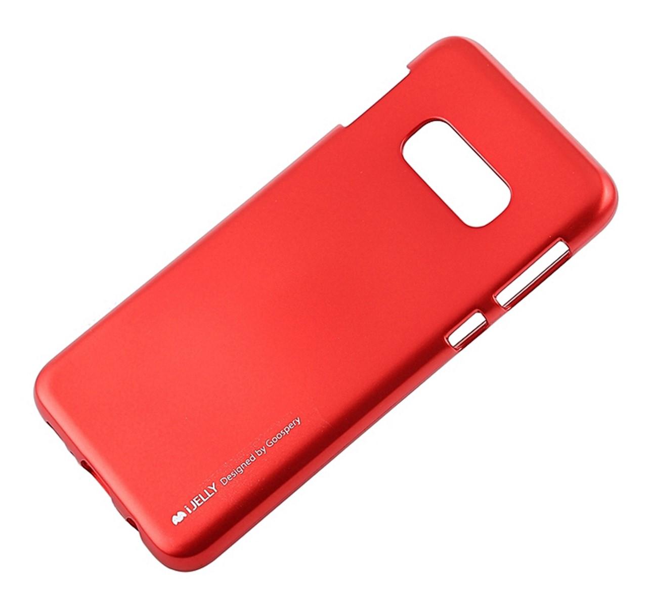 cover samsung j7 rossa